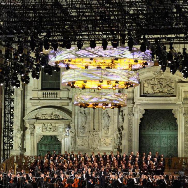Expo concert Duomo